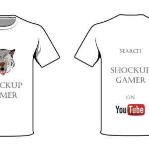 shockup gamer T-shirt 1
